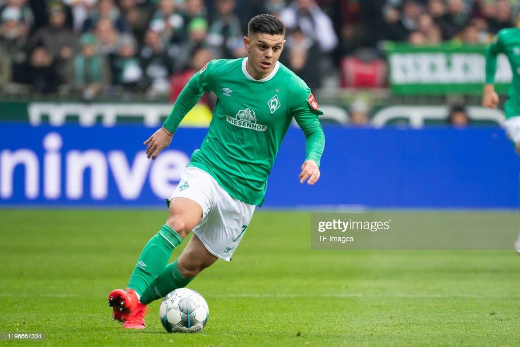 SV Werder Bremen v TSG 1899 Hoffenheim - Bundesliga : ニュース写真
