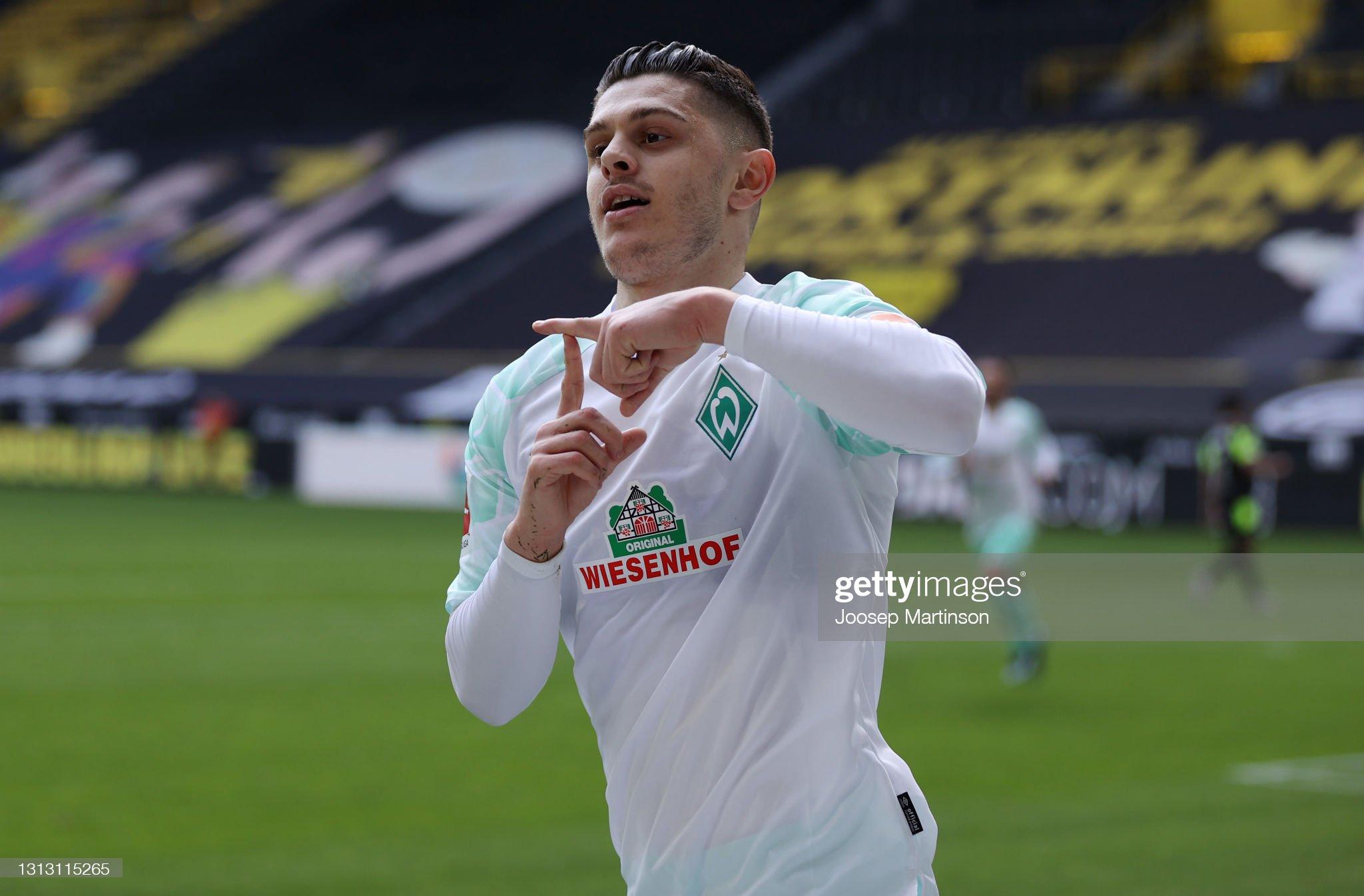 Borussia Dortmund v SV Werder Bremen - Bundesliga : ニュース写真