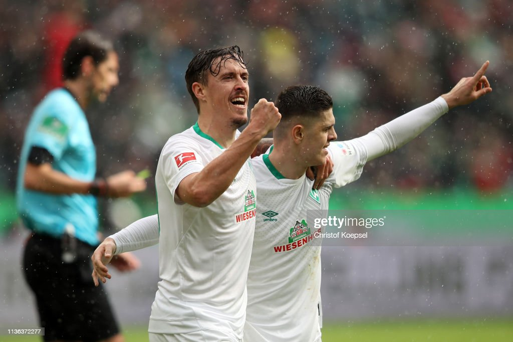 Bayer 04 Leverkusen v SV Werder Bremen - Bundesliga : News Photo