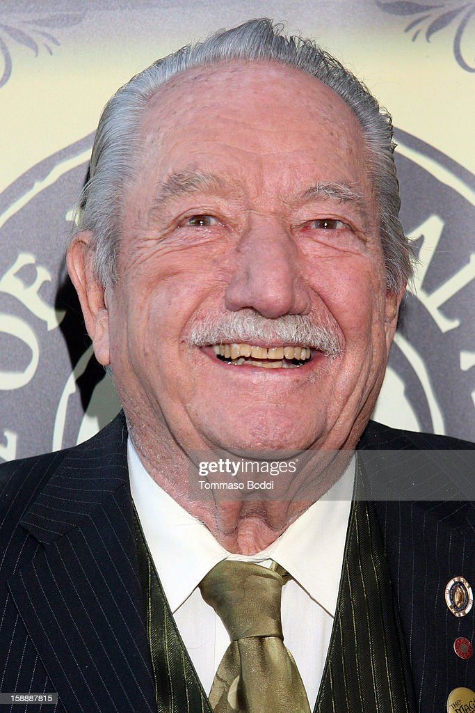 Milt Larsen attends the Academy of Magical Arts & The Magic Castle 50th anniversary gala held at The Magic Castle on January 2, 2013 in Hollywood, California.