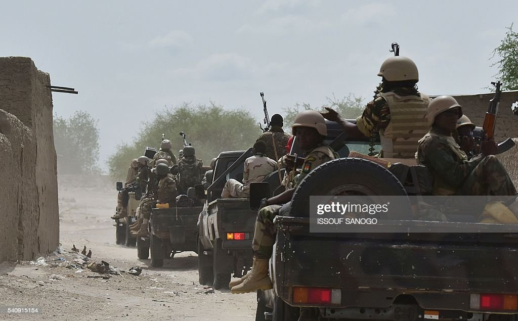 NIGER-BOKO-HARAM-UNREST : News Photo