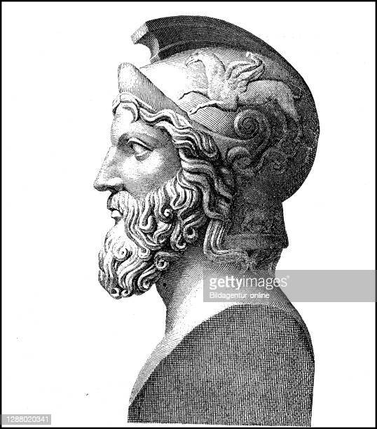 Miltiades, v to 550th BC - v to 489th Chr., Son of Kimon, was a native of Athens general and politician of the family of Philaiden, known by...