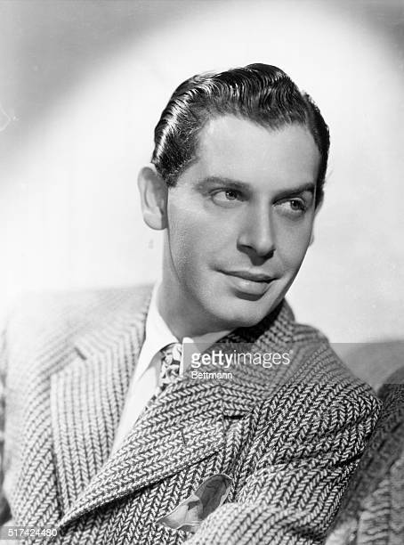 Milton Berle born in 1908. Broadway based comedian, film and TV star. Undated photo.