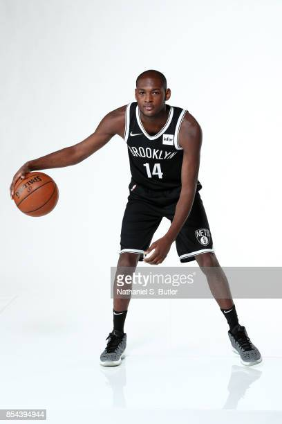 Milton Doyle of the Brooklyn Nets poses for a portrait during the 20172018 Brooklyn Nets Media Day at the Hospital for Special Surgery Training...