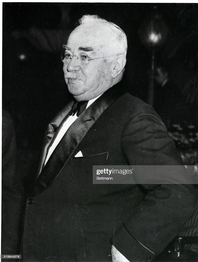 Milton S. Hershey, Candy Magnate : News Photo