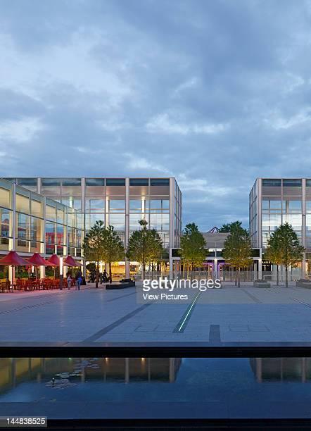 Milton Keynes Shopping Centre Queen''S Court 24 Silbury Arcade Milton Keynes Buckinghamshire United Kingdom Architect Allies And Morrison Milton...