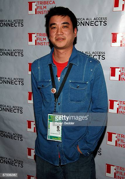 Milton Liu attends the TAA Closing Night Party during the 5th Annual Tribeca Film Festival May 4, 2006 in New York City.