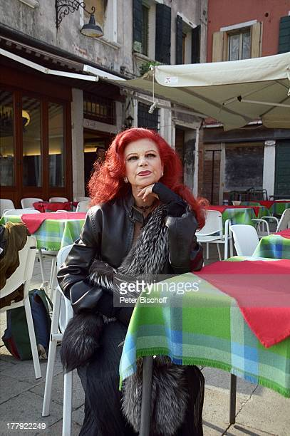 "Milva, Landgang, ARD-Show ""Zauberhafte Heimat"", M i t t e l m e e r - K r e u z f a h r t mit M S ""D e u t s c h l a n d"", Venedig, Venetien,..."