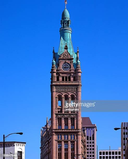 Milwaukee City Hall Bell Tower