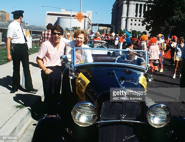 DAYS Milwaukee Homecoming Season Eleven 9/12/83 Anson Wiliams and Marion Ross returned to Milwaukee before the start of season 11