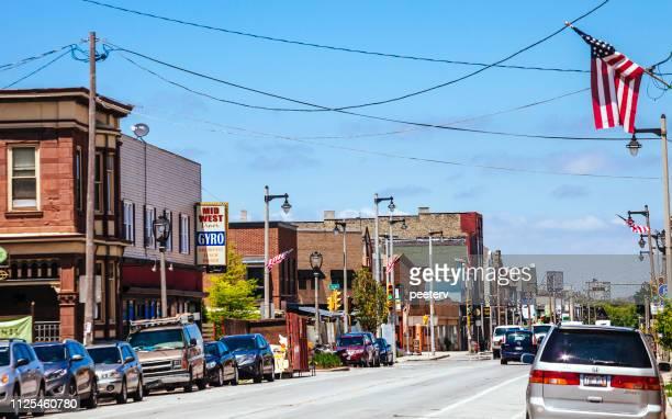 Milwaukee - Kinnickinnic Avenue, Bay View district