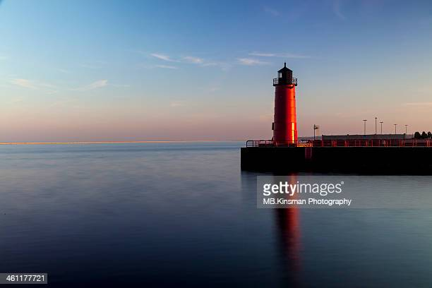 milwaukee - lake michigan stock pictures, royalty-free photos & images