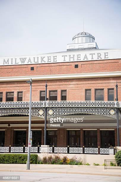 milwaukee theatre - theasis stock-fotos und bilder