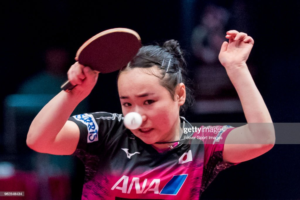 Table Tennis Hang Seng Hong Kong Open - Day 5
