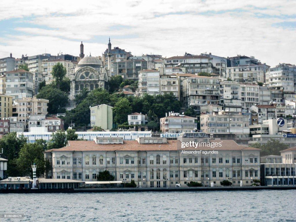 Mimar Sinan University Boshporus Istanbul Stock Photo Getty Images Atasan Hp