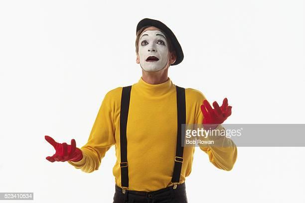 Mime Patrick Treadway Juggling