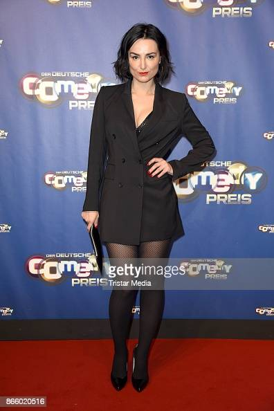 Mimi Fiedler attends the German Comedy Awards at Studio in