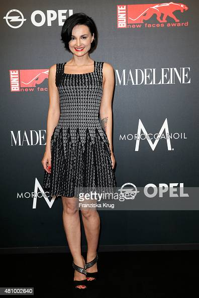 Mimi Fiedler attends the MADELEINE At New Faces Award