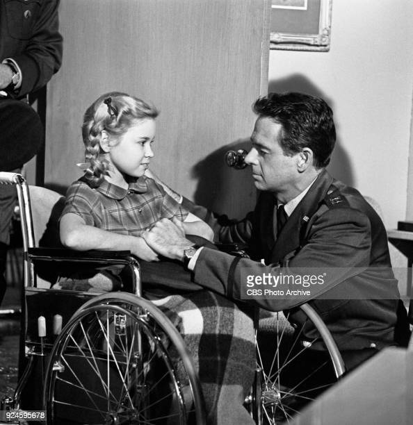 Mimi Gibson and John Hudson star in an episode of Men Into Space a CBS television science fiction series The episode is titled Lunar Secret which...