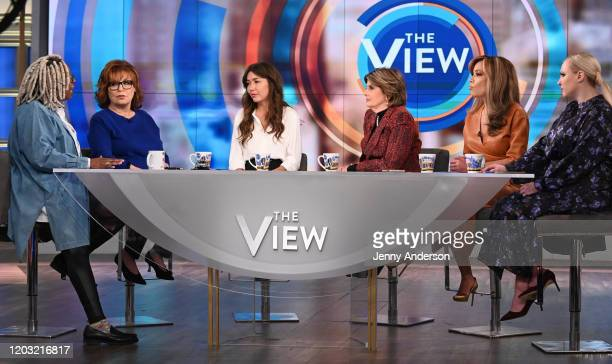 THE VIEW Mimi Haleyi and Gloria Allred are the guests today Tuesday 2/25/20 on ABC's The View The View airs MondayFriday 11am12pm ET on ABC MCCAIN