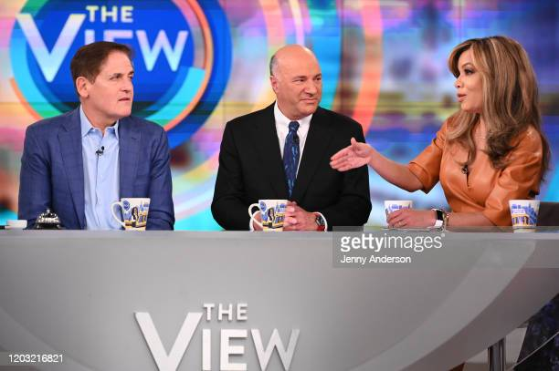 THE VIEW Mimi Haleyi and Gloria Allred are the guests today Tuesday 2/25/20 on ABC's The View The View airs MondayFriday 11am12pm ET on ABC