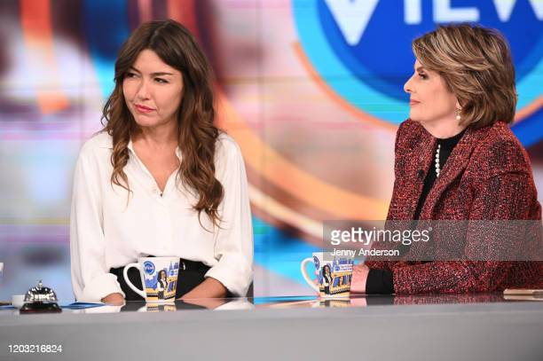 THE VIEW Mimi Haleyi and Gloria Allred are the guests today Tuesday 2/25/20 on ABC's The View The View airs MondayFriday 11am12pm ET on ABC MIMI
