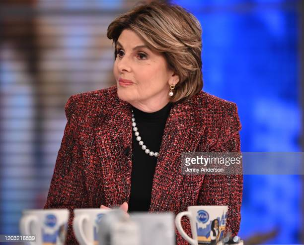 THE VIEW Mimi Haleyi and Gloria Allred are the guests today Tuesday 2/25/20 on ABC's The View The View airs MondayFriday 11am12pm ET on ABC ALLRED