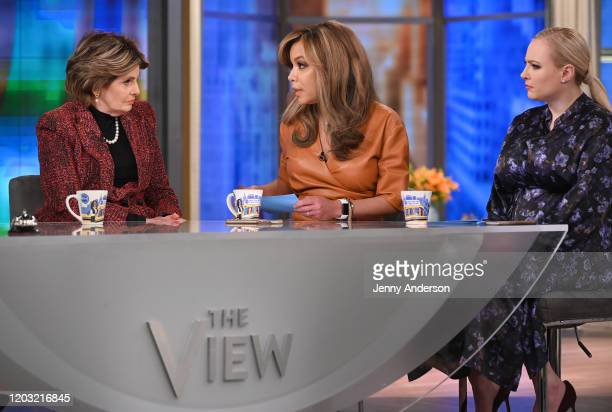 """Mimi Haleyi and Gloria Allred are the guests today, Tuesday, 2/25/20 on ABC's """"The View."""" """"The View"""" airs Monday-Friday, 11am-12pm, ET on ABC. GLORIA..."""