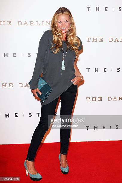 Mimi Macpherson Arrives At The Star Opening Party On October 25 2011 In Sydney Australia