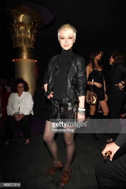 Mimi Müller Westernhagen Bei Der Sommerparty 'Charity Dance' Der Agentur Mega Models Im Moondoo In Hamburg