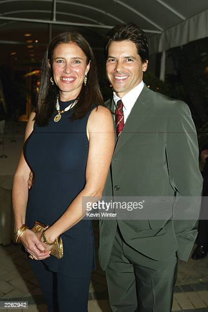 Mimi Rogers and Chris Cioffa at the 2nd Annual Jewish Image Awards in Film and Television at the Four Seasons Hotel in Los Angeles Ca Tuesday Sept 24...