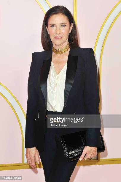 Mimi Rogers arrives at Amazon Prime Video Post Emmy Awards Party 2018 at Cecconi's on September 17, 2018 in West Hollywood, California.