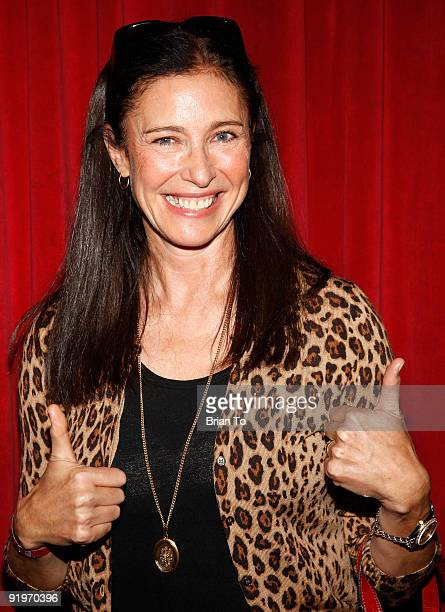 Mimi Rogers attends Children's Institute Hosts 'Poker For A Cause' Celebrity Poker Tournament at Commerce Casino on October 17 2009 in City of...