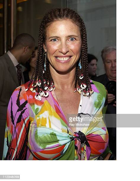 Mimi Rogers during A Testoni and Movieline Host Grand ReOpening of Rodeo Drive Store at A TestoniBeverly Hills Store in Beverly Hills California...