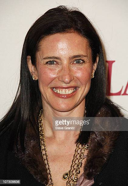 Mimi Rogers during Brandon Davis and Italian Clothing Brand Replay Celebrate the Opening of Their Los Angeles Store Arrivals at Falcon in Los Angeles...