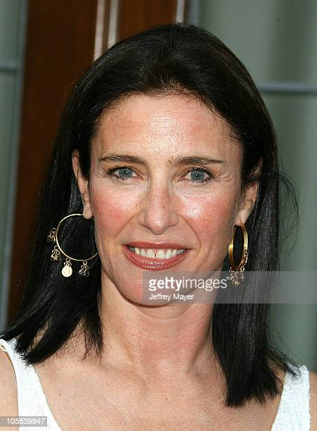 Mimi Rogers during Chrysalis's 5th Annual Butterfly Ball Arrivals at Italian villa of Carla and Fred Sands in Bel Air California United States