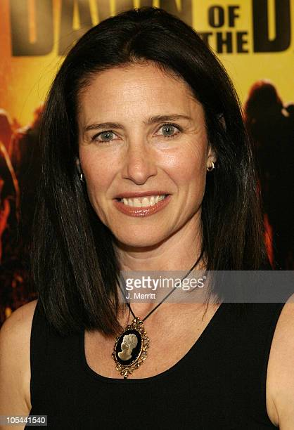 Mimi Rogers during 'Dawn of The Dead' Los Angeles Premiere at Cineplex Beverly Center Theatres in Beverly Hills California United States