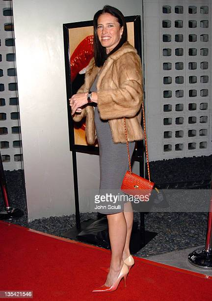Mimi Rogers during Inside Deep Throat Los Angeles Special Screening Arrivals at The ArcLight Cinemas in Hollywood California United States