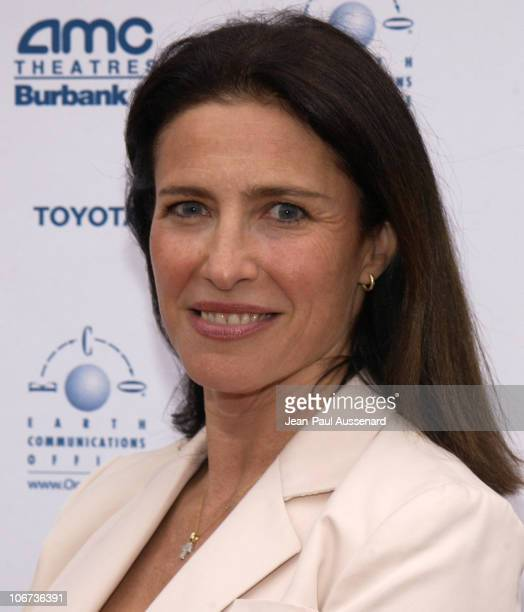 Mimi Rogers during Kevin Bacon Tribute Event to Benefit ECO's Climate Star Campaign at Brand New Burbank AMC 16 at Burbank AMC 16 in Burbank...