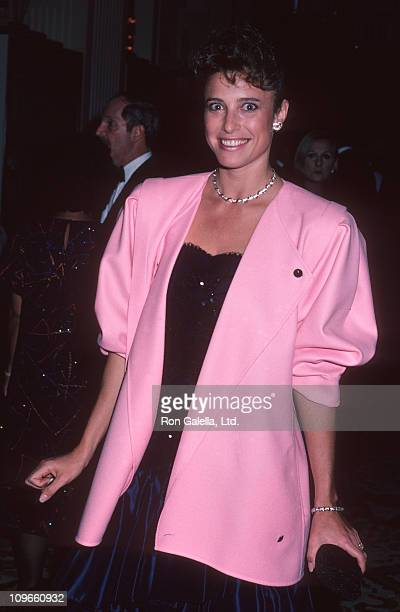 Mimi Rogers during Mimi Rogers Sighted at The Beverly Hilton Hotel during a Whoopi Goldberg Party October 9 1985 at Beverly Hilton Hotel in Beverly...