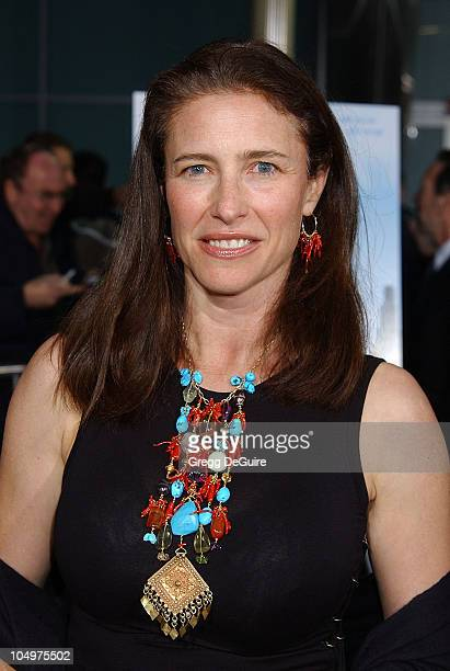 Mimi Rogers during 'My Big Fat Greek Wedding' Hollywood Premiere at ArcLight Theatre in Hollywood California United States