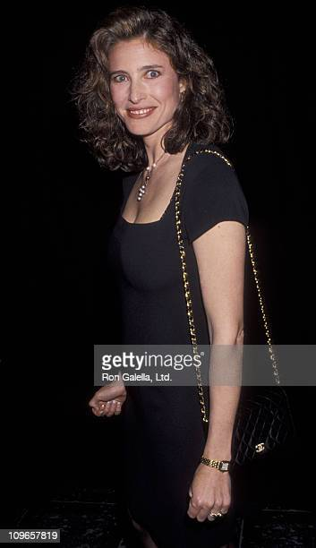 Mimi Rogers during ShoWest '93 Convention at Bally's Hotel in Las Vegas Nevada United States