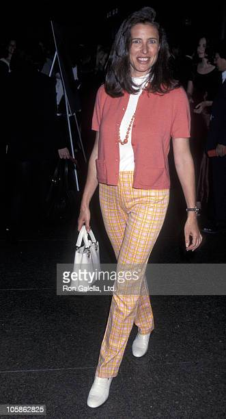Mimi Rogers during The Pallbearer Los Angeles Premiere at The Directors Guild of America Theatre in Los Angeles California United States