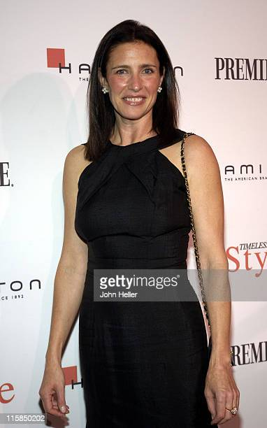 Mimi Rogers presenter Timeless Style Award during Costume Designers Honored in Hollywood at the 3rd Annual Timeless Style Awards in Los Angeles...
