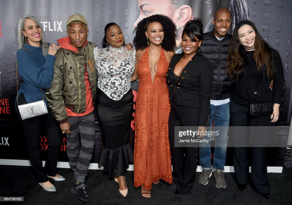 "Special Screening of the Netflix Film ""Roxanne Roxanne"" at the SVA Theater in New York City"