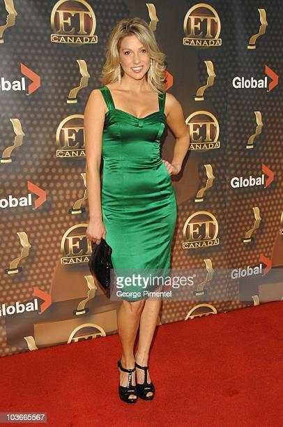 Mimiam McDonald attends The 22nd Annual Gemini Awards at the Conexus Arts Centre on October 28, 2007 in Regina, Canada.