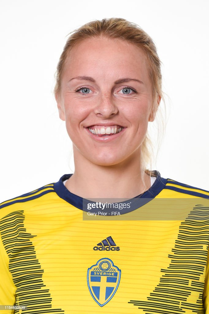 Sweden Portraits - FIFA Women's World Cup France 2019 : Foto jornalística