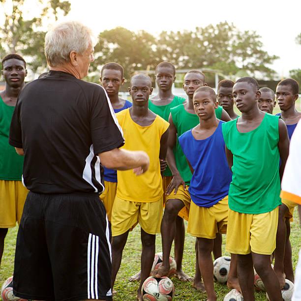 ASEC Mimosas Academy in Ivory Coast