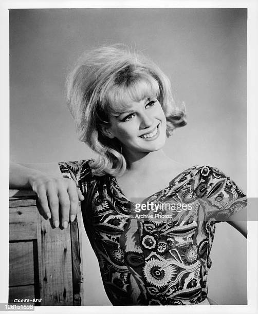 Mimsy Farmer in a scene from the film 'Hot Rods To Hell' 1966