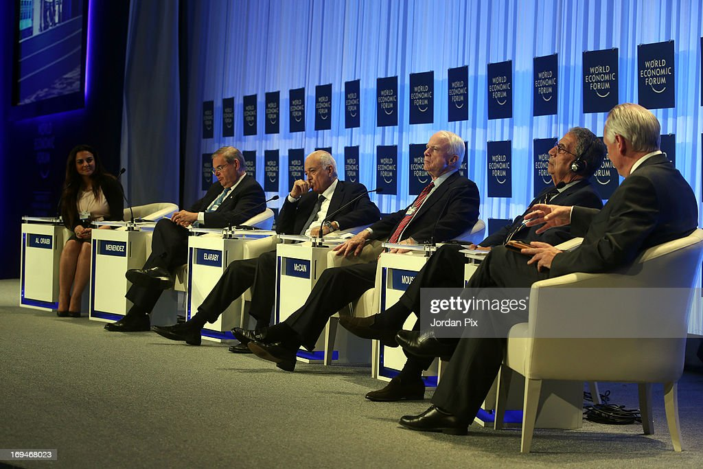 World Economic Forum on the Middle East and North Africa 2013